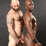 Next Door Ebony Sam Swift and Jay Black Interracial White Guy Fucking A Black Guy Amateur Gay Porn 14 150x150 Hung Amateur Black Guy Takes A Big White Cock Up His Tight Ass