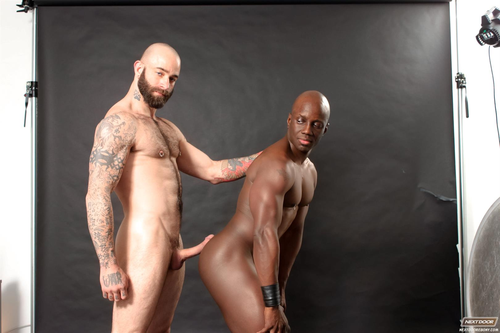 Gay Black Fucking White Guy