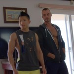 PeterFever S5E12 Jessie Lee and Robin Cadiz Big Cock Asians Fucking Amateur Gay Porn 01 150x150 Amateur Muscle Orgy featuring an Asian Guy With A Big Thick Asian Cock