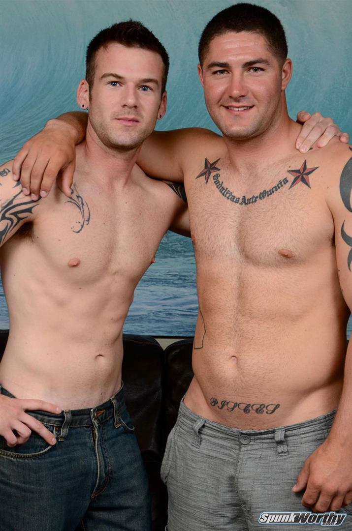 SpunkWorthy Nicholas and Scotty Beefy Muscle Straight Marine Fucks First Man Ass Amateur Gay Porn 03 Straight Beefy Muscle Marine Fucks His First Man Ass