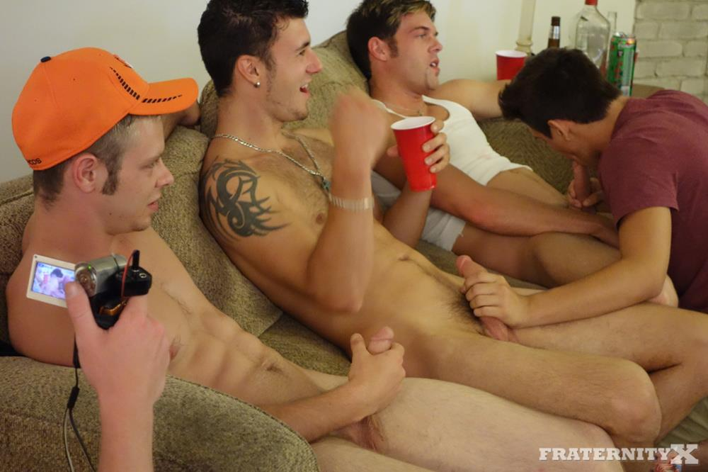 Straight Teen Amateur Ass Fucked In Gay Fraternity