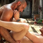 UK Naked Men Fuck Loving Criminals Episode 4 Tony Thorn and Fabio Lopez Hairy Arab Fucking A Smooth Guy Amateur Gay Porn 03 150x150 Hairy Muscle Stud Tony Thorn Fucking Smooth Muscle Hunk Fabio Lopez