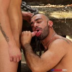 UK Naked Men Fuck Loving Criminals Episode 4 Tony Thorn and Fabio Lopez Hairy Arab Fucking A Smooth Guy Amateur Gay Porn 15 150x150 Hairy Muscle Stud Tony Thorn Fucking Smooth Muscle Hunk Fabio Lopez
