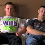 Active Duty Tim and Wayne Muscle Army Guys Flip Flop Barebacking Amateur Gay Porn 01 150x150 Real Straight Muscle Army Guys Flip Flop Bareback Fucking