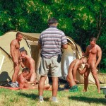 Visconti Triplets Jason Visconti Jimmy Visconti Joey Visconti Giuseppe Pardi Fucking During A Camping Trip Amateur Gay Porn 47 150x150 Visconti Triplets Tag Team Some Muscle Ass While Camping