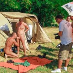Visconti Triplets Jason Visconti Jimmy Visconti Joey Visconti Giuseppe Pardi Fucking During A Camping Trip Amateur Gay Porn 48 150x150 Visconti Triplets Tag Team Some Muscle Ass While Camping