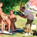 Visconti Triplets Jason Visconti Jimmy Visconti Joey Visconti Giuseppe Pardi Fucking During A Camping Trip Amateur Gay Porn 52 150x150 Visconti Triplets Tag Team Some Muscle Ass While Camping