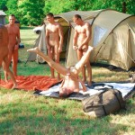 Visconti Triplets Jason Visconti Jimmy Visconti Joey Visconti Giuseppe Pardi Fucking During A Camping Trip Amateur Gay Porn 57 150x150 Visconti Triplets Tag Team Some Muscle Ass While Camping