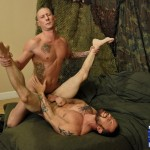 All American Heroes PRIVATE TYLER FUCKS SERGEANT MILES Army Military Amateur Gay Porn 12 150x150 Hung Amateur US Army Private Barebacking an Army Sergeant