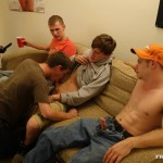 Fraternity X Chris Frat Guys Barebacking and Eating Cum Amateur Gay Porn 03 150x150 Frat Guys Barebacking The Frat Slut And Feeding Him Cum
