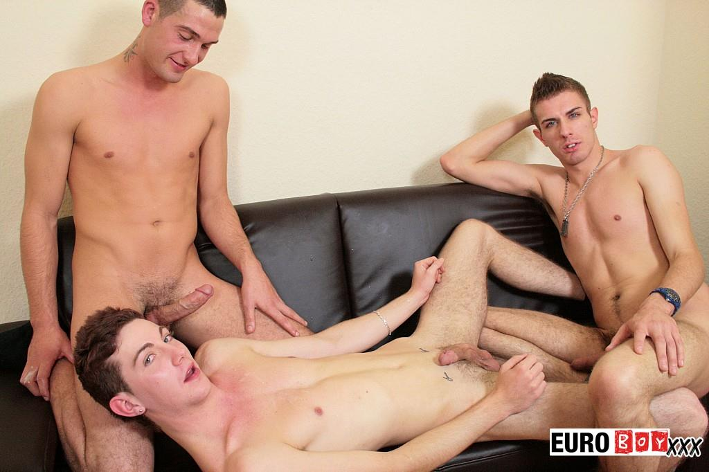 Euroboy-XXX-Threeway-Twink-Virgins-With-Big-Uncut-Cocks-Fucking-Amateur-Gay-Porn-22 Threeway Virgin Twinks With Huge Uncut Cocks Fucking