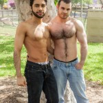 Randy Blue Shawn Abir and Abele Place Iranian Guy Arab Getting Fucked By A White Muscle Hunk Amateur Gay Porn 04 150x150 Hairy Iranian Arab Hunk Gets Fucked Hard By A White Muscle Cub