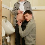 EuroboyXXX Aaron and Owen Twinks Barebacking In A Bathroom With Big Uncut Cocks Amateur Gay Porn 04 150x150 Twinks With Big Uncut Cocks Barebacking In A Dirty Public Bathroom