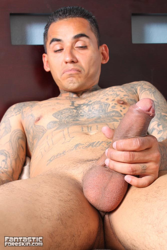 Fantastic Foreskin Drew DAgosto and Little Ray Big Uncut Cock Straight Thug Latinos Fucking Amateur Gay Porn 12 Straight Uncut Latino Thug Fucks His Younger Buddy With His Big Uncut Cock