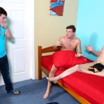 Cock Virgins AJ Monroe and Cameron Jacobs and Cody Ray First Time Gay Sex Twinks Amateur Gay Porn 04 150x150 Straight Roommate Has First Time Experience With Another Guy