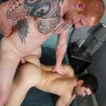 ChaosMen Jordan and Griffin Bareback Redhead Straight Guys Fucking Amateur Gay Porn 35 150x150 Straight Redheaded Muscle Hunk Barebacking A Guys Ass