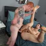 ChaosMen Jordan and Griffin Bareback Redhead Straight Guys Fucking Amateur Gay Porn 47 150x150 Straight Redheaded Muscle Hunk Barebacking A Guys Ass