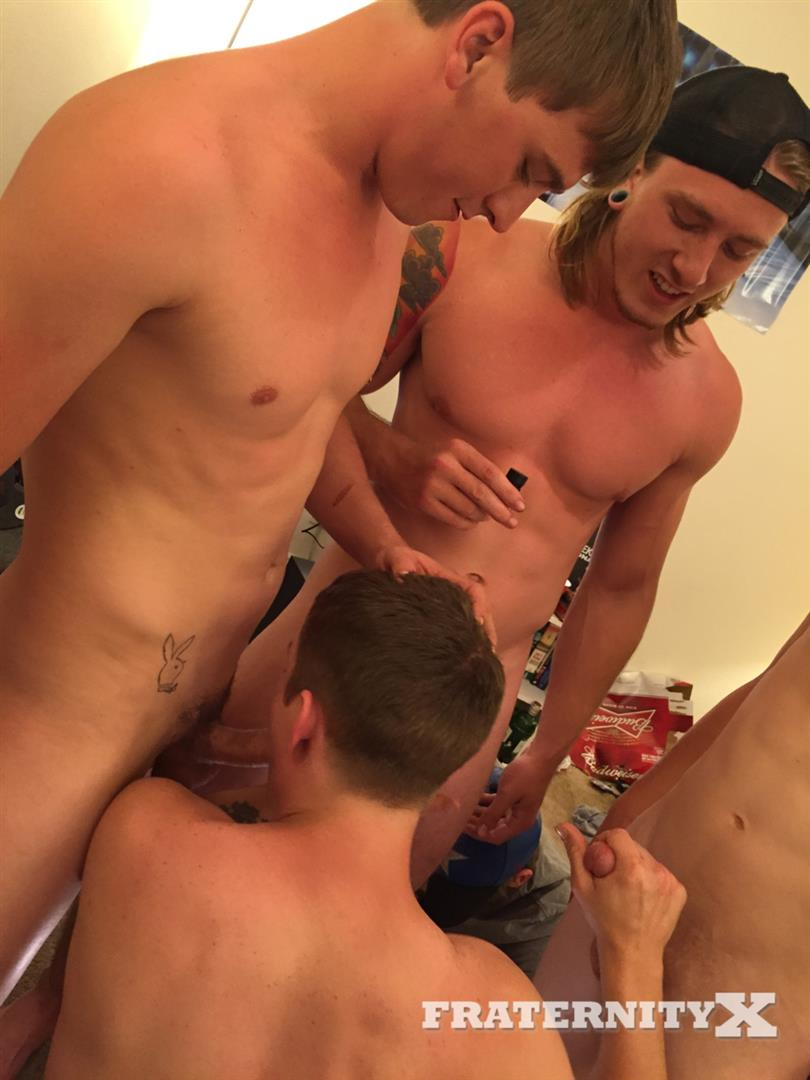 Fraternity X Drunk Frat Guys Barebacking A Freshman Ass Amateur Gay Porn 07 College Freshman Gets Gang Barebacked By Horny Frat Guys