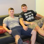 Active-Duty-Jeremy-Diesell-and-Ivan-Muscular-Army-Guys-Barebacking-Amateur-Gay-Porn-03-150x150 Straight Muscular Army Buddies Sharing A First Time Bareback Fuck