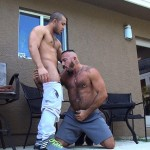 Dudes Raw Alessio Romero and Mario Cruz Bareback Muscle Daddy Latino Amateur Gay Porn 13 150x150 Muscle Daddy Alessio Romero Gets Bred By Mario Cruz