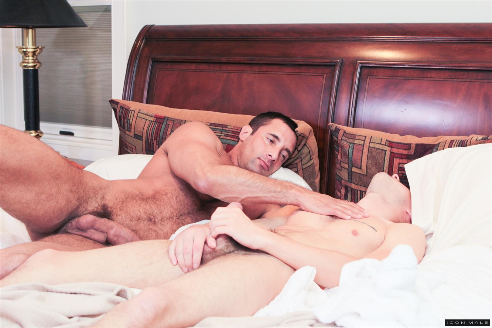 Icon Male Nick Capra and Hunter Hairy Muscle Daddy Fucking A Twink Page Big Uncut Cock Amateur Gay Porn 02 Twink Hunter Page Getting Fucked By Hairy Muscle Daddy Nick Capra