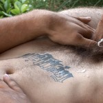 Southern Strokes Josh and Logan Hairy Texas Twinks Fucking Outside Amateur Gay Porn 18 150x150 Hairy Texas Twinks Share an Outdoor Fucking At The Ranch