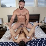 Randy Blue Nick Sterling and Lukas Valentine Beefy Cub Bareback Sex Amateur Gay Porn 44 150x150 Beefy Nick Sterling Barebacks Lukas Valentine With His Thick Cock