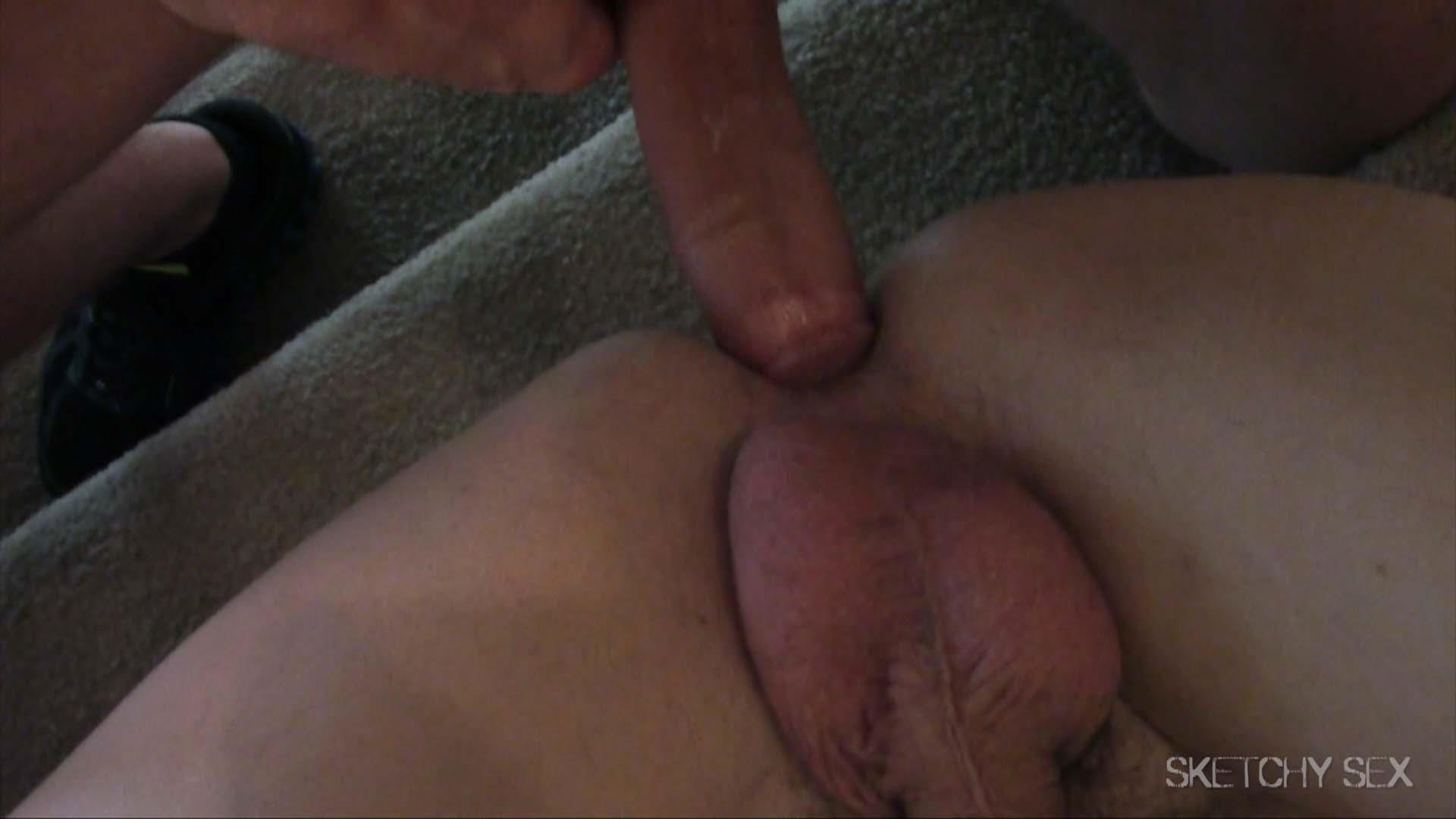 Sketchy Sex Bareback Breeding Anonymous Sex Amateur Gay Porn 07 Three Hung Guys Breeding A Slutty Jock Hole