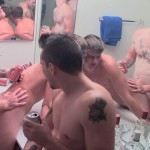 Fraternity X College Guys Bareback Sex Party Amateur Gay Porn 03 150x150 College Frat Boy Gets Bareback Fucked In The Shower